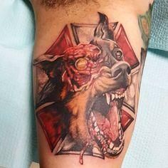 58 Best Resident Evil Tattoos images | Resident evil, Evil ...