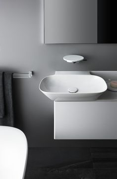 Laufen Ino Bathroom Sets, Small Bathroom, Laufen Bathrooms, Kitchen Hardware, Ceramic Materials, Basin, Bathtub, Shelves, Collection