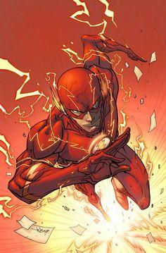 The Flash By Jonboy Meyers