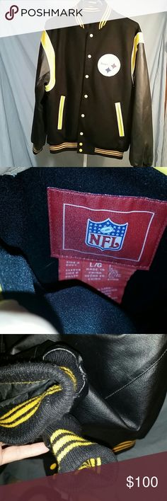 I just added this listing on Poshmark: Reversible Pittsburg steelers coat. #shopmycloset #poshmark #fashion #shopping #style #forsale #NFL #Other