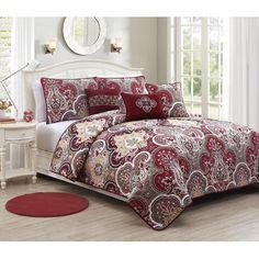 Darby Home Co Burdette 6 Piece Quilt Set