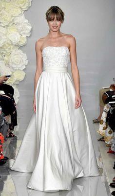 Theia wedding dresses  Cassia  strapless wedding dress Vestiti Da Cerimonia  Nuziale 1e23b2234b6