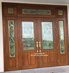 Double Door Design, Main Door Design, Front Door Design, Home Entrance Decor, House Entrance, Entrance Doors, Architecture Building Design, Dining Table Legs, Garden Doors
