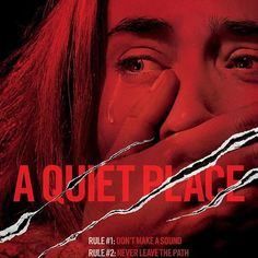 There's something out there that will hunt you,  if you make a single sound.... 💀    #AQuietPlace #StayQuiet #AQuietPlaceID #comingsoon