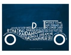 The Great Gatsby Print at Art.com