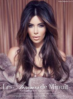 hair color by george papanikolas kim kardashian