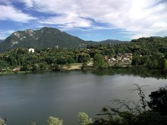 View on the Laghetto
