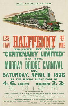 TA43 Vintage Snow Train Boston-Maine Railways Travel Poster Re-Print A4