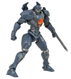 Based on the movie sequel, the Gipsy Avenger is the main jaegar that will be piloted by 2 main heros in the ultimate battle against Kaiju monsters to protect humankind.