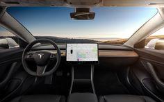 Model 3 Interior Dashboard - Head On.jpeg | Bereitgestellt von Box