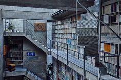 Tadao Ando Studio in Osaka Japan   Yellowtrace