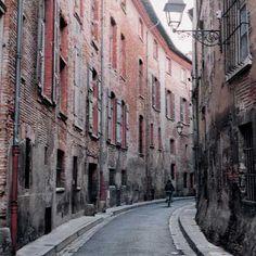 Rue à Toulouse | France