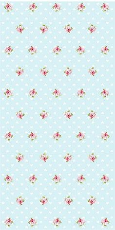 Vinyl wallpaper. Selfadhesive  hearts and roses on by Yaelyaniv, $11.40