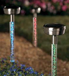 Bubbles lights for the garden