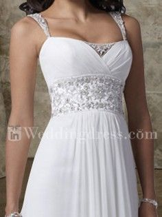 Summer Wedding Dress....maybe it comes in pink....lol