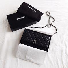 Chanel WOC Bag | Vestiaire Collective Instagram