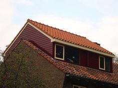 Nokverhoging Attic Loft, Loft Room, Attic Stairs, Bedroom Loft, Bungalow Extensions, Roof Window, Attic Conversion, Attic Remodel, House Roof