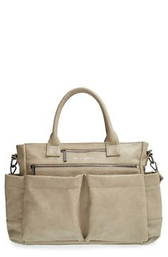 The+Honest+Company+'Everything'+Faux+Leather+Diaper+Bag+available+at+#Nordstrom