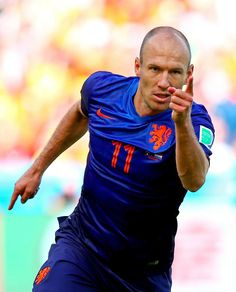 Arjen Robben needs 1 more goal to equal Johnny Rep's Dutch #WorldCup record   #WorldCup2014  19.6. 2014.   NCO eCommerce, www.netkaup.is