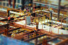 13 Tilt Shift Construction Workers
