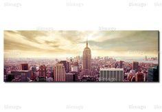 Tableau Panorama de Manhattan