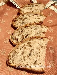 Chlieb Uhranka – moje malé veľké radosti Bread Bun, Food And Drink, Pizza, Diet, Buns, Christmas, Basket, Bakken, Xmas