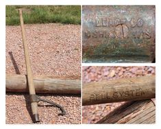 Antique Log Roller / Leach Copany / Oshkosh Wis /  BELL Systems Vintage Tools, Vintage Items, Vintage Cabin, Tools For Sale, Vintage Industrial, Etsy Store, How Are You Feeling, Antiques, Decor