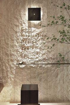 Spa Design, Cafe Design, House Design, Interior Architecture, Interior Design, Rustic Colors, Signage Design, Wabi Sabi, Office Interiors