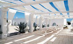 Workshop: The Puglia Encounter at Masseria Potenti Mini Piscina, Gazebo, Shabby Chic, Boho Chic, Relaxed Wedding, Wallpaper Magazine, Beach Bars, Ancient Architecture, Minimal Architecture