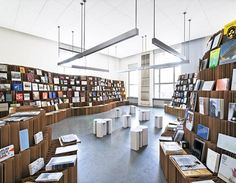 UdK Bookshop 2010 by Dalia Butvidaite, Leonard Steidle and Johannes Drechsler.