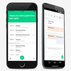 The best scheduler on the go