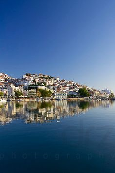 Skopelos Island, Greece....What a beautiful world we live in!  So grateful!