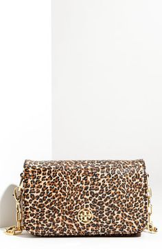 i love anything cheetah and anything @Tory Burch, so this is perfection.