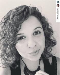 #Repost @juespindola_  Mais uma seguidora linda .   by blogaromadecachos