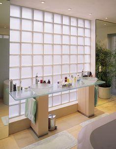 bagno24 | Interiors | Gallery Gallery | Seves glassblock