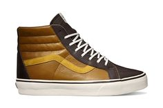 Vans | Sk8 High peanut/caramel/chocolate