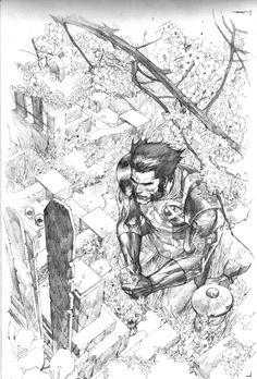 Wolverine by ~leinilyu on deviantART