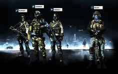 Images for Desktop: battlefield 3 backround - battlefield 3 category