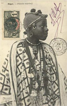 Artagence Coiffure Africaine Ethnik     Mali - Songhai  #artagence