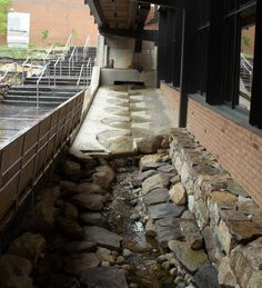 Campus Kit of Parts // Stormwater Management: Sidwell Friends School 3
