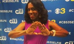 Sheryl Lee Ralph is a celebrity who is a member of Delta Sigma Theta Sorority, Inc. What Is A Delta, Delta Girl, Founders Day, Black Goddess, Delta Sigma Theta, Sorority Life, Greek Life, Sheryl Lee, Selfie