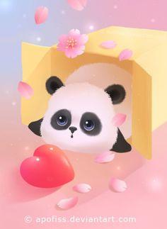 Panda Wallpaper | Cute iPhone Wallpapers | Pinterest | Panda and ...