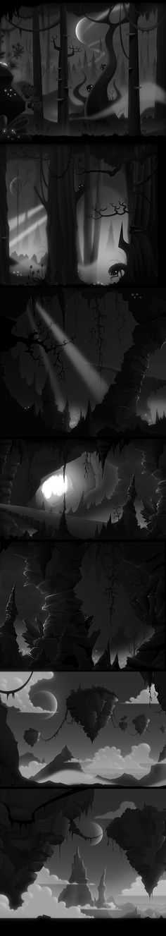 Graphic Design and Illustration for Darklings / iOS game.Website: http://mildmania.com/darklingsFacebook: http://facebook.com/darklingsgameAppStore: https://itun.es/i6Fp6fd DARKNESS IS COMING
