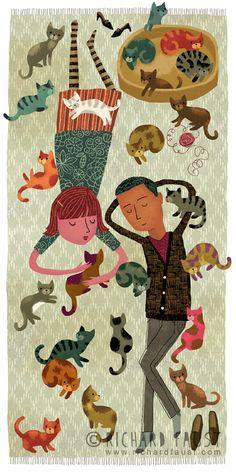 Richard Faust http://www.richardfaust.com/#/illustrations1/