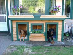 Dog Houses -       SLS Custom Fabrications
