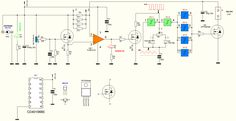 LED Dimmer (Translated to English from Spanish) Hobby Electronics, Electronics Projects, Power Supply Circuit, Led Dimmer, Arduino, Solar, Spanish, English, Engineering