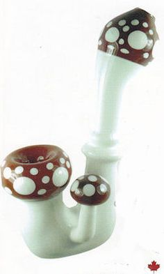 Amanita Sherlock Glass Pipe < Sherlock Glass Pipes < Glass Pipes < Pipes < Rollies.com
