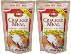 OTC Cracker Meal, 10 oz, 2 ct >>> Trust me, this is great! Click the image. : Fresh Groceries
