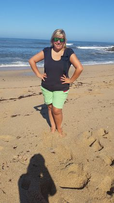 Mary's Big Closet: Beach Look #7