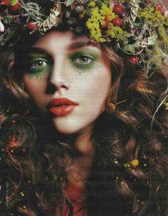 Alina Gracheva for Elle Girl Russia September 2013 1